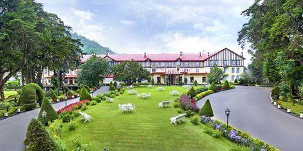Apollos hotell Grand Hotel i Nuwara Eliya på Sri Lanka.