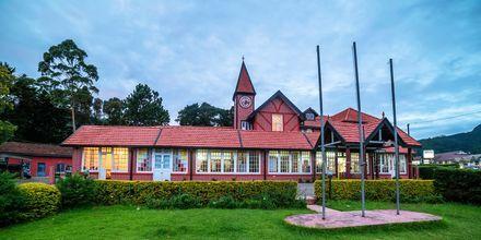Det gamla postkontoret i Nuwara Eliya på Sri Lanka.