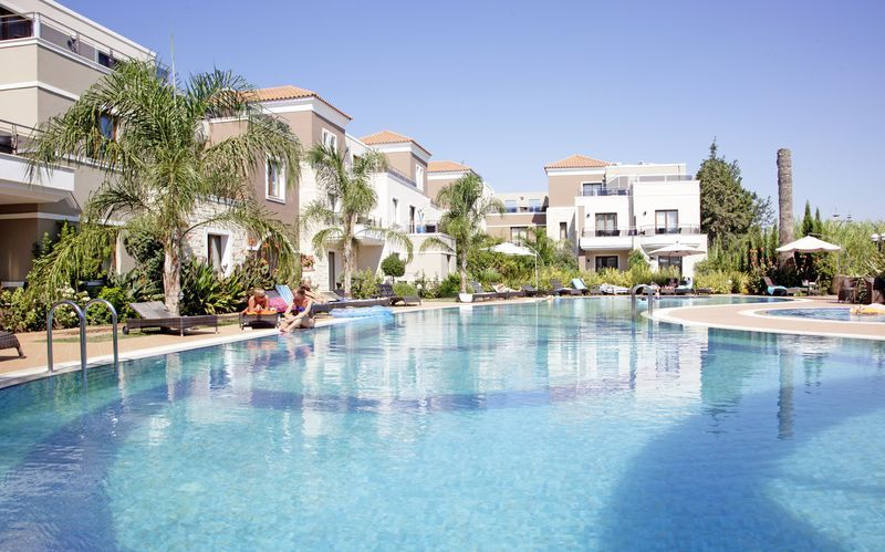 Okeanis Golden Resort, Kreta, Grekland.