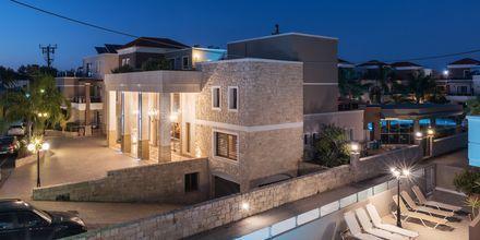 Hotell Okeanis II på Kreta, Grekland.