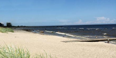 På Öland väntar en uppsjö av sandstränder och badplatser.