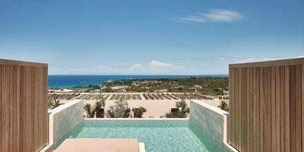 Executiverum på hotell Olea All Suite i Tsilivi på Zakynthos, Grekland.