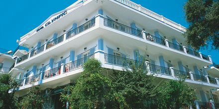 Olympic hotel på Parga, Grekland.