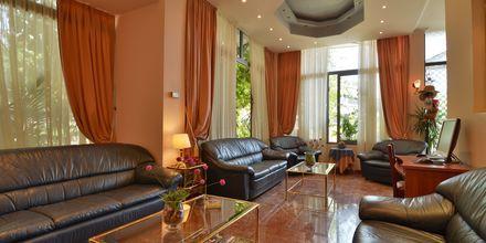 Lobby på Olympic hotel på Parga, Grekland.