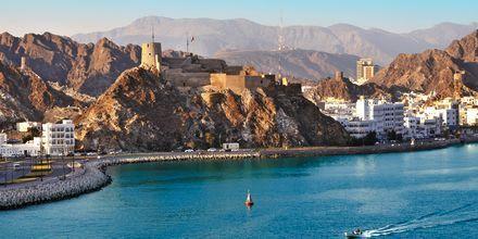 Muskat i Oman.