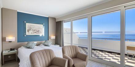 Dubbelrum på hotell Orca Praia i Funchal, Madeira.