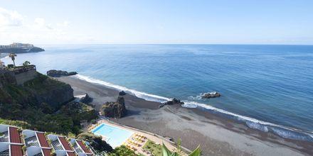 Hotell Orca Praia i Funchal, Madeira.