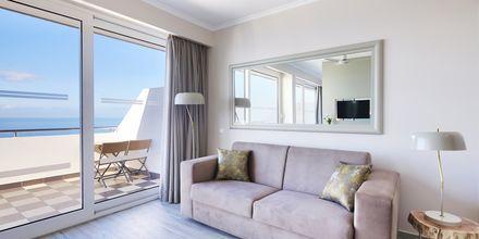 Svit på hotell Orca Praia i Funchal, Madeira.