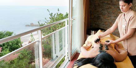 Spa på hotell Orca Praia i Funchal, Madeira.