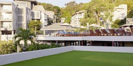 Orchidacea Resort vid Kata Beach, Phuket, Thailand.