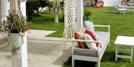Hotell Orkos Beach, Naxos.