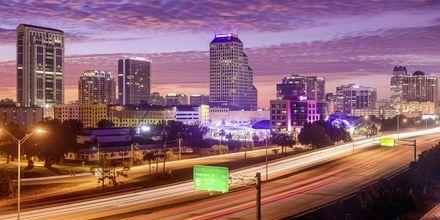 Orlando i Florida.