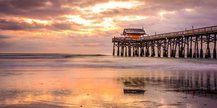 Cocoa Beach i Orlando, Florida, USA.