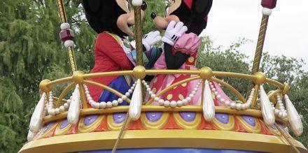 Magic Kingdom i Orlando, Florida.