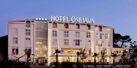 Hotell Osejava i Makarska, Kroatien.
