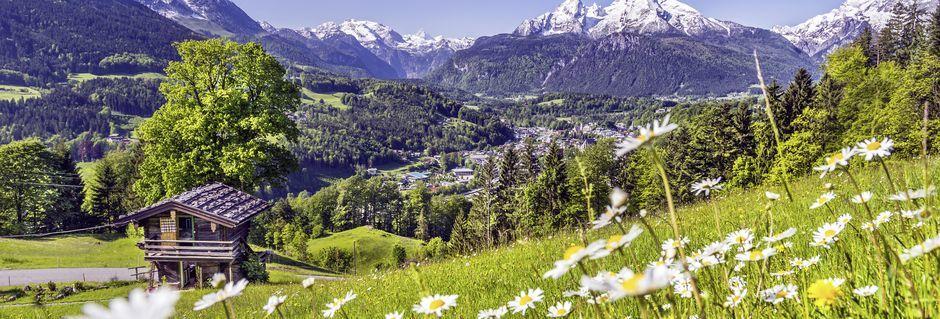 Österrike ligger i hjärtat av Centraleuropa och erbjuder fantastisk natur.