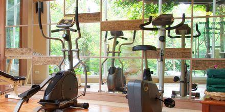 Gym på Pakasai Resort i Ao Nang, Thailand.