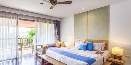 Deluxerum på Pakasai Resort i Ao Nang, Thailand.