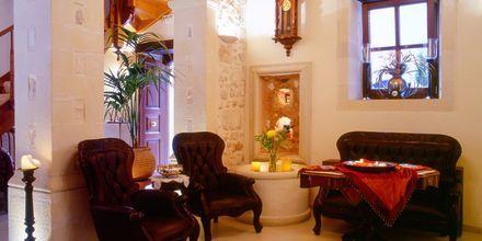 Hotell Palazzino di Corina i Rethymnon, Kreta.