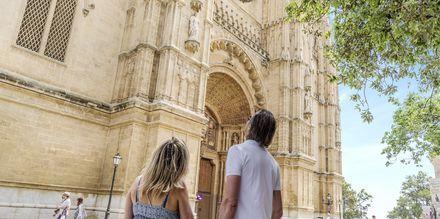 La Seu i Palma - en av världens vackraste katedraler.