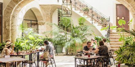Restaurang i Palma på Mallorca.