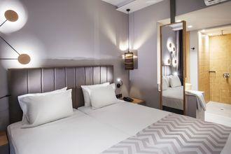 Superiorrum på hotell Palmera Beach & Spa på Kreta, Grekland.