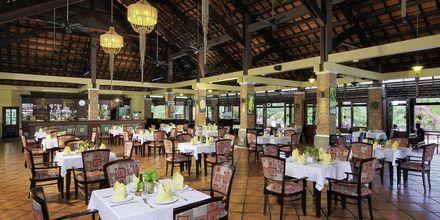 Restaurang Blue Lagoon på hotell Pandanus Resort, Phan Thiet.