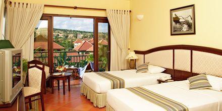 Superiorrum på hotell Pandanus Resort i  Phan Thiet, Vietnam.