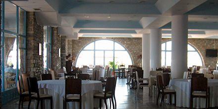 Hotell Pandrossos på Paros i Grekland.