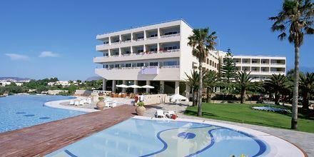 Hotell Panorama i Kato Stalos på Kreta, Grekland.