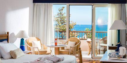 Superiorrum på hotell Panorama i Kato Stalos på Kreta, Grekland.