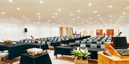 Konferensmöjligheter på hotell Panorama i Kato Stalos på Kreta, Grekland.