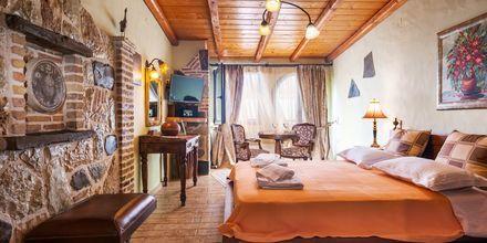 Superiorsvit på hotell Panorama  i Parga, Grekland.