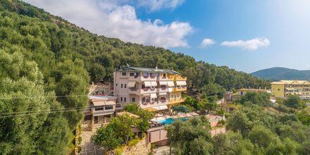 Hotell Panorama i Parga, Grekland.