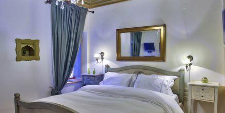 Dubbelrum på hotell Papigo Towers i Zagoria, Grekland