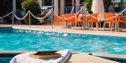 Hotell Paradise Ammoudia i Ammoudia, Grekland.