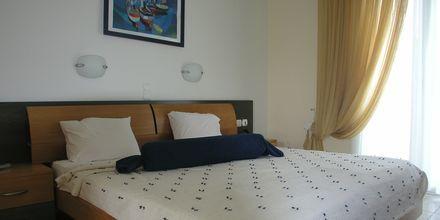 Dubbelrum på hotell Paradise Ammoudia i Ammoudia, Grekland.