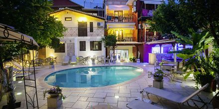 Hotell Paradise i Parga.