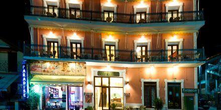 Hotell Paradise i Parga, Grekland.