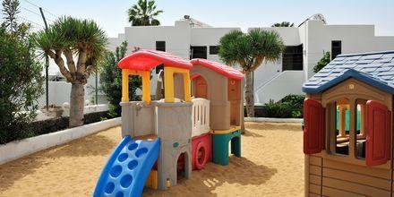 Lekplats på på hotell Paraiso del Sol i Playa de las Americas, Teneriffa.
