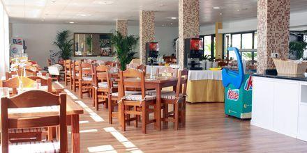Bufférestaurang på hotell Paraiso del Sol i Playa de las Americas, Teneriffa.
