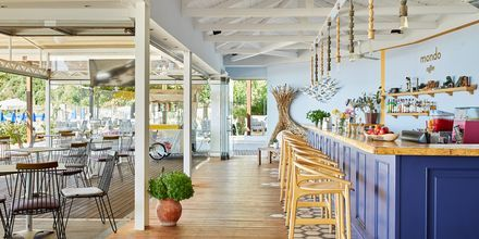 Baren på hotell Parga Beach, Grekland.