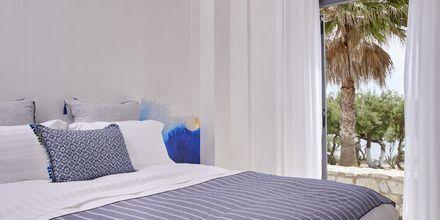 Juniorsvit på hotell Parian Boutique på Paros, Grekland.