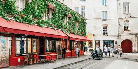 Paris i Frankrike.