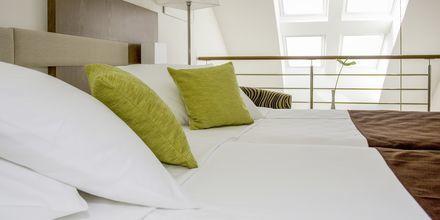 Sviter på hotell Park i Makarska.