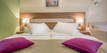 Dubbelrum på hotell Park i Makarska.
