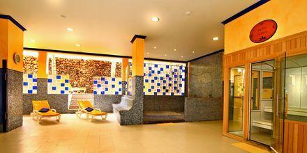 Relaxavdelning på hotell Park Club Europé på Teneriffa.