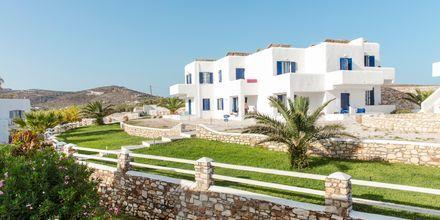 Hotell Paros Bay på Paros i Grekland.