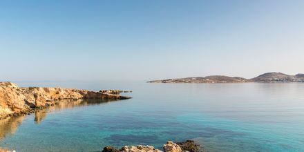 Paros Bay vid hotell Paros Bay på Paros i Grekland.