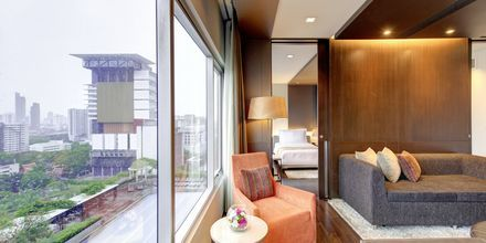 Executiverum på hotell Pathumwan Princess i Bangkok Thailand.